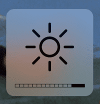 Adjusting Mac screen brightness
